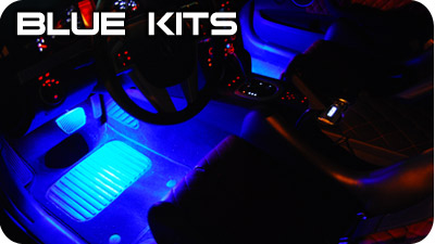 Blue Interior Kit