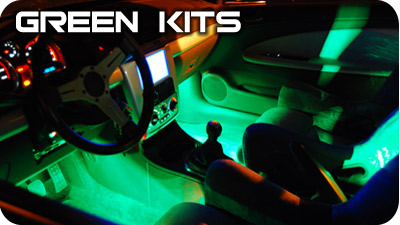 Green Interior Kits