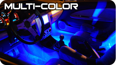 Multi-color Interior Kits