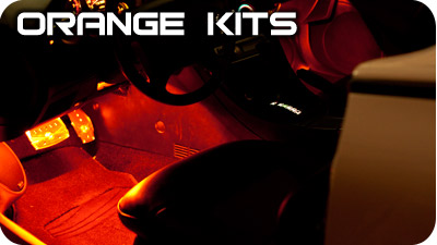 Orange Interior Kits