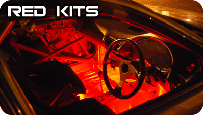 Red Interior Kits