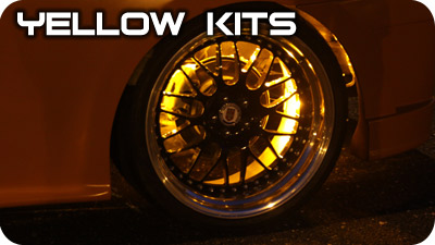 Yellow Wheel Well Kits