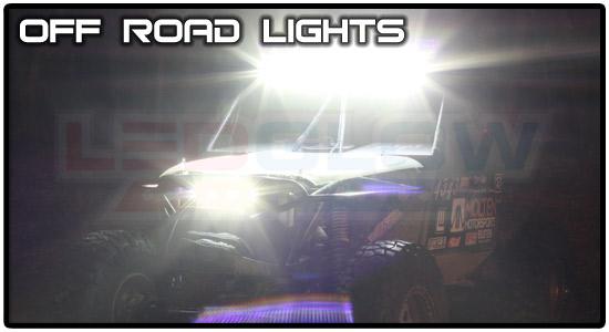 Off Road LED Lights