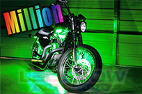 Advanced Million Color Motorcycle LED Lights