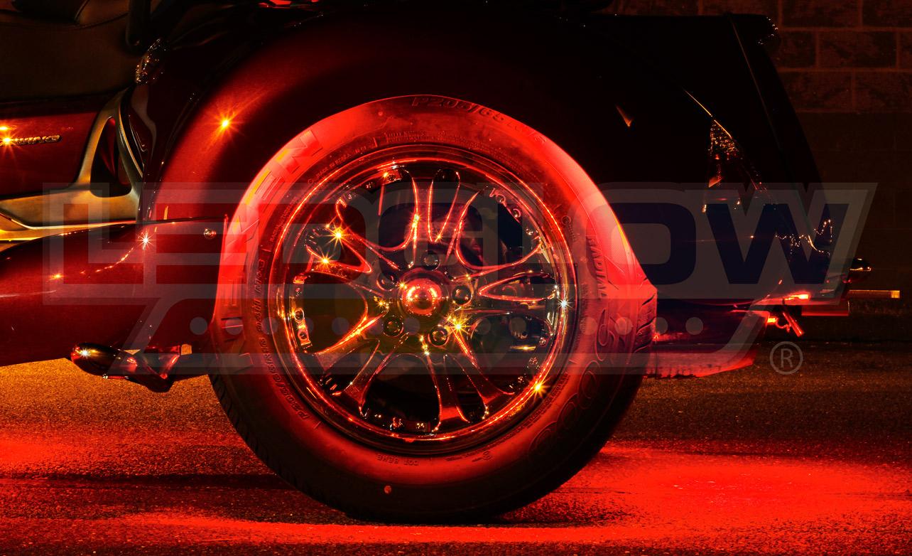 Advanced Million Color Motorcycle Led Lights